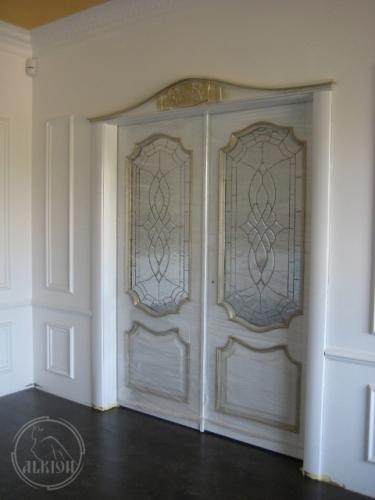 Витражи в межкомнатные двери 3