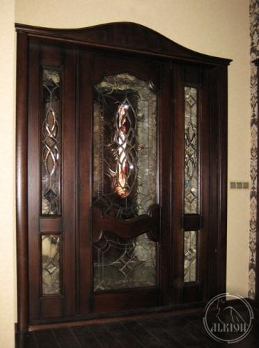 Витражи в межкомнатные двери 4