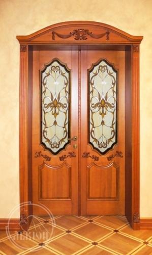 Витражи в межкомнатные двери 5
