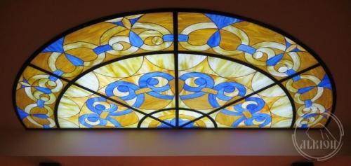 Витражи в подвесной потолок 25
