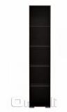 Витрина ТО -210 одинарная  венге A10471
