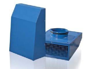 Вытяжной центробежный вентилятор ВЕНТС ВЦН 125