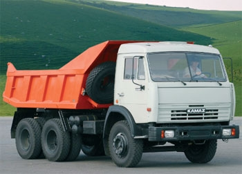 Вывоз мусора КАМАЗ-самосвалом-7м3