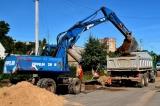 Вывоз мусора с погрузкой- 7м3 (КАМАЗ)