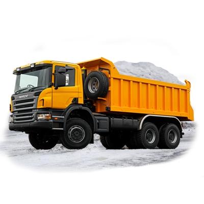 Вывоз снега в Киеве. Круглосуточно.