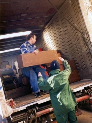 Вывоз старой мебели Днепродзержинск на свалку.