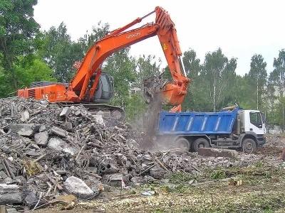 Вывоз строительный мусор Донецк. Вывоз мусора Донецк.