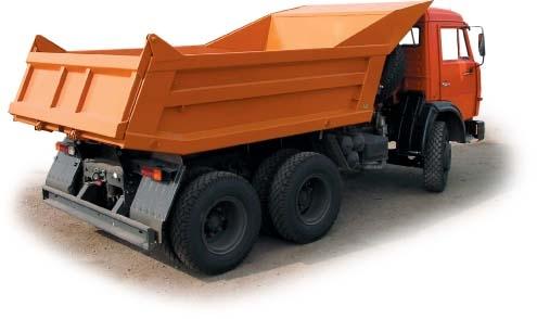 Вывоз строительного мусора КАмаз Днепропетровск