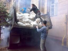 Вывоз строительного мусора Зил самосвал Донецк.
