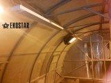 Фото  3 Потолочный длинноволновой электрический инфракрасный обогреватель, тепловая завеса, + в теплицы, EKOSTAR Е600 220478