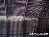 Внутренняя и наружная гидро- и теплоизоляция стен складских зданий и сооружений