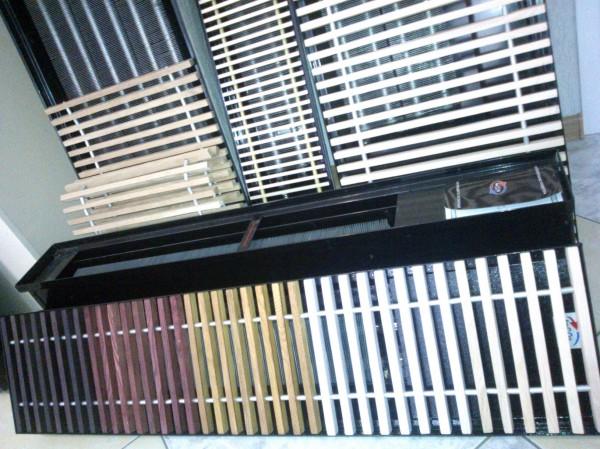 Внутрипольный конвектор Fancoil (Фанкоил) для отопления, а в некоторых моделях и для охлаждения помещений.