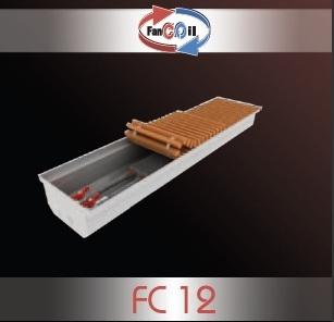 Внутрипольный конвектор FanCOil FC12