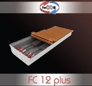Внутрипольный конвектор FanCOil FC12 plus