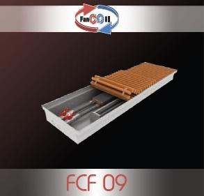 Внутрипольный конвектор FanCOil FCF09