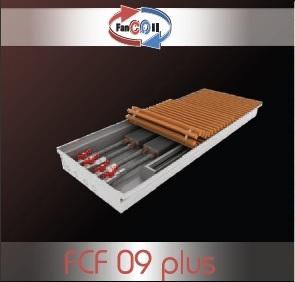 Внутрипольный конвектор FanCOil FCF09 plus