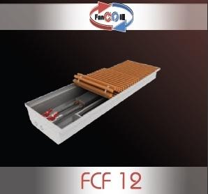 Внутрипольный конвектор FanCOil FCF12 plus