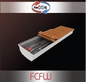Внутрипольный конвектор FanCOil FCFW