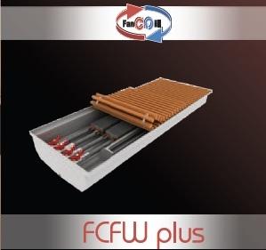 Внутрипольный конвектор FanCOil FCFW plus