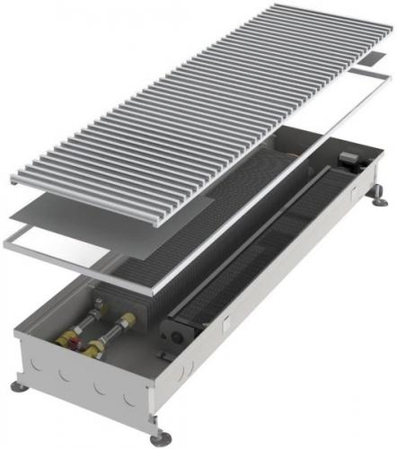 Внутрипольный конвектор Minib Coil KT 303.1250.125