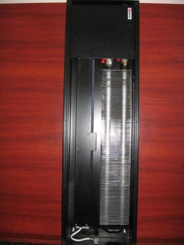 Внутрипольный конвектор Polvax KED, KEMD, KVD, KVMD