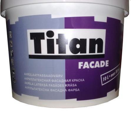 "Вод/дисп. ""Titan Fasad"" 10 л."