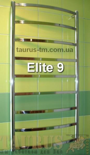 Водный полотенцесушитель Elite 9/500 высота 950 мм. Доставка по всей Украине.