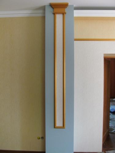 Водоемульсионная покраска потолков и стен в Днепропетровске