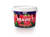 Фото 1 Матовая акриллатексная краска для стен Mixon Bravo-7. 2,5 л 303369