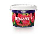 Фото 1 Водоэмульсионная акрил-латексная краска Mixon Bravo-7. 5 л 303372