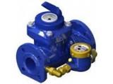 Водомер флаенцевый для холодной воды Gross WPVD-UA-100 комбинированный