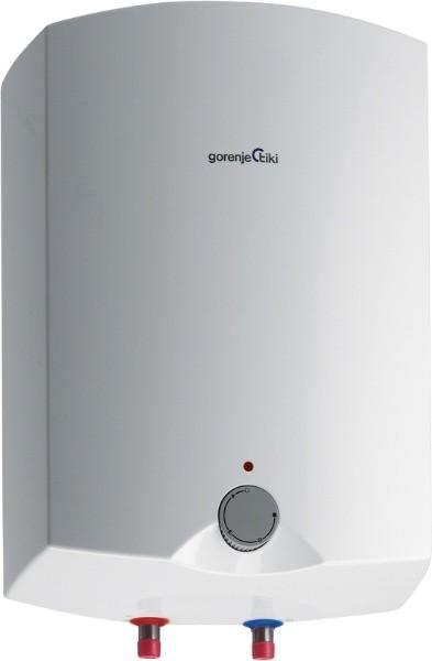 Водонагрівач GT 15 O/V9 нижнє підключення (над мийкою) 2х1,0 кВт 15л
