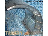 Фото  1 Водопад Classic 400 мм (массажер) из нержавеющей стали в бассейн 1867557