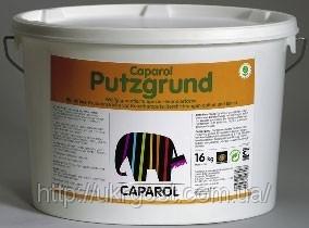 Водоразбавимая грунтовка Caparol-Putzgrund. Водоразбавимая, грунтовочная краска для наружных и внутренних работ.