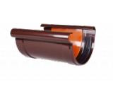 Водосточная система Профил, держатель трубы 160мм стальной , система Profil ПВХ 90/75