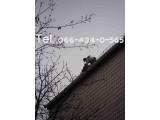 Монтаж водосточного желоба крыши. Только работа. Киев