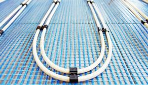 Водяной теплый пол Jolly-AquaHeat 1М -5,0 м. кв( 0,8х6,2)