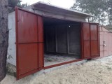 Гаражні ворота Львів Підйомні металеві гаражні ворота Ворота секційні гаражні, ворота секційні