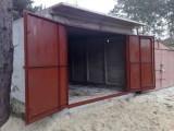 гаражные металлические ворота киев распашные
