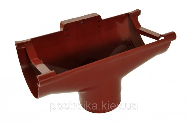 Фото  1 Воронка компенсирующая 80мм красный зеленый 1757079