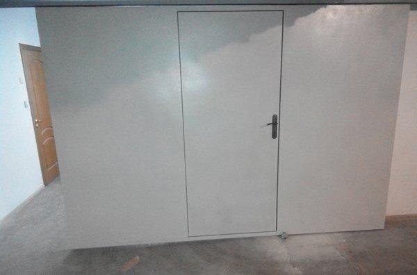 Фото 6 Изготовление и установка ворот для складов, ангаров, цехов, паркингов 341890