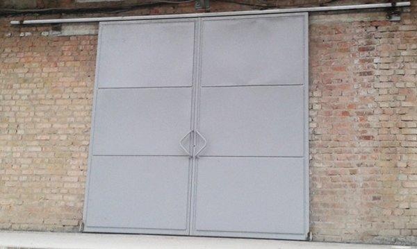 Фото 3 Изготовление и установка ворот для складов, ангаров, цехов, паркингов 341890