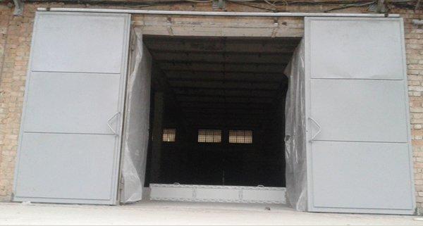 Фото 8 Изготовление и установка ворот для складов, ангаров, цехов, паркингов 341890