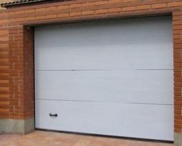 Ворота гаражные и промышленные секционные, цена договорная