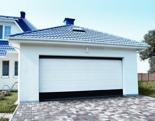Ворота гаражные, секционные, автоматические,