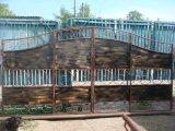 Фото  1 готові Ворота металлические кованые  готовые. Ворота металеві ковані готові. 2007254