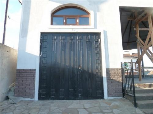 Ворота кованые любой сложности и на любой вкус.