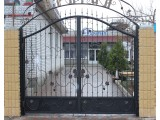 Ворота кованые от производителя.