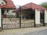Ворота металлические днепропетровск