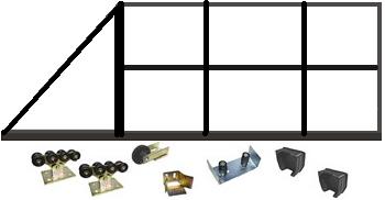 Ворота под заказ. Изготовление, монтаж, доставка. Наши цены и качество Вас приятно удивят!!!